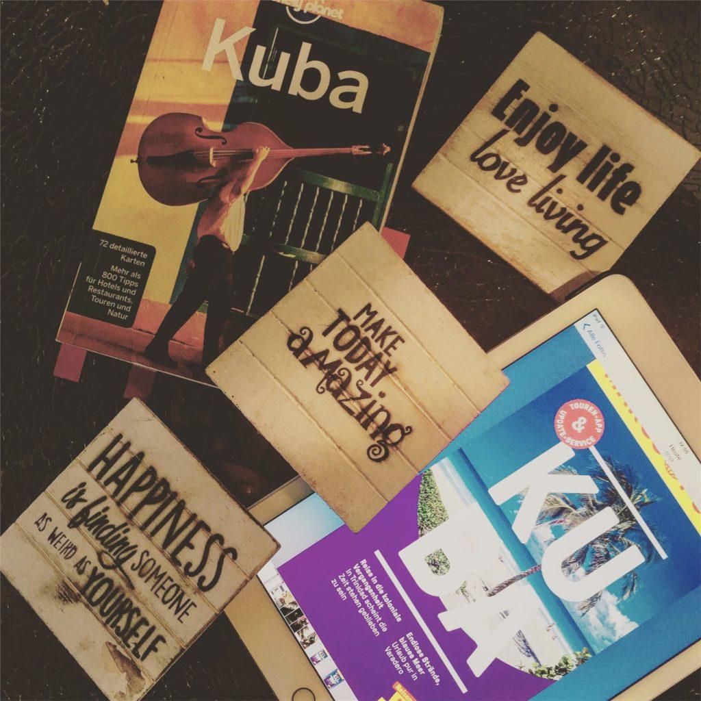 Kuba Reise Vorbereitung