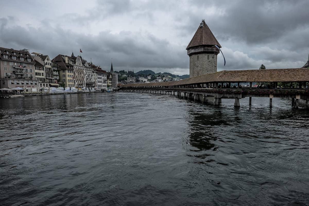 Luzern - Kappellbrücke