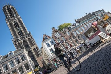 Ein Tagesausflug nach Utrecht